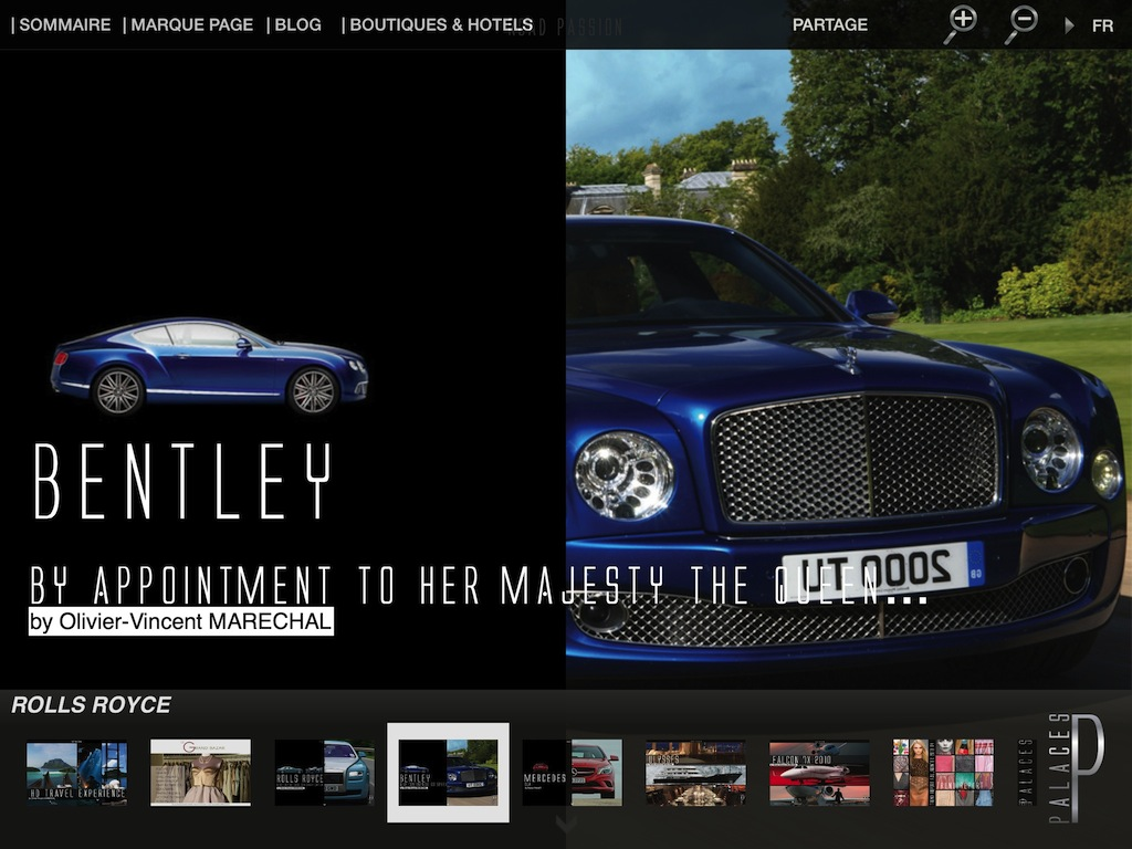 magazine-ipad-passion-palaces-car
