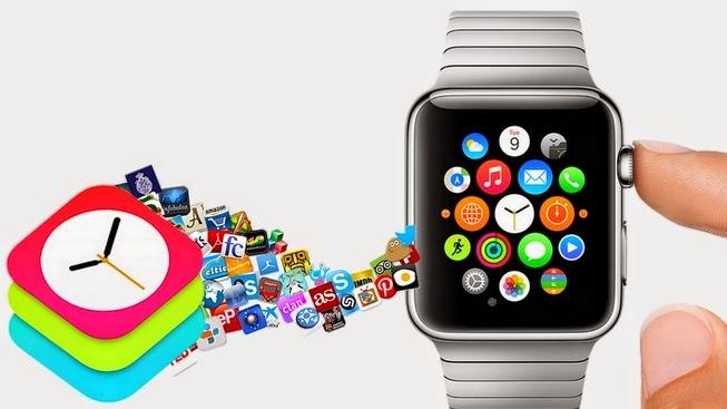 desarrollo de la aplicación para apple watch apps
