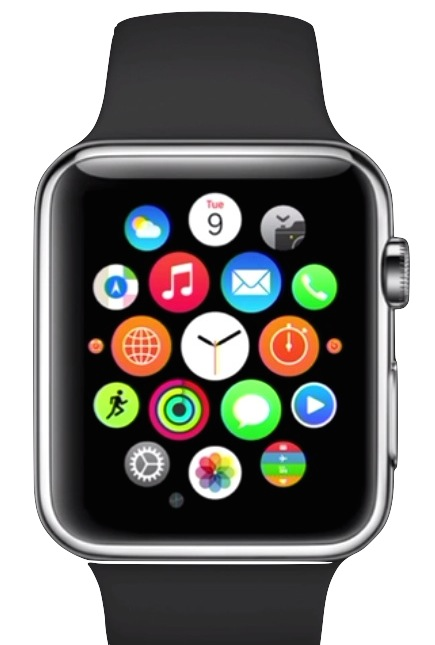 application development for the apple watch